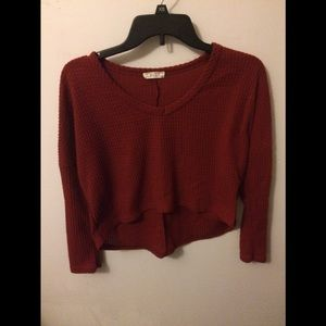 Olivia Rae Cropped sweater